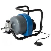 Rioned FlexMatic+ bubnová špirálová čistička potrubí, Ø 12-75 mm